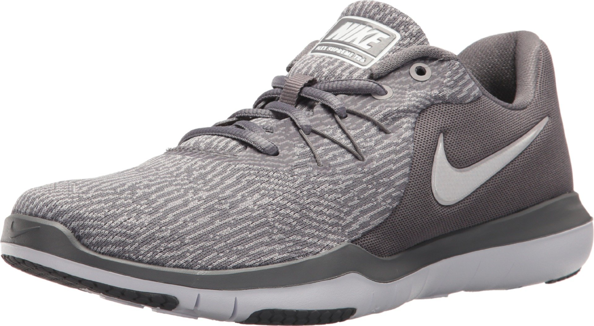 153e05236cfff Galleon - NIKE Womens Flex Supreme Tr 6 Low Top Lace Up Running Sneaker (6