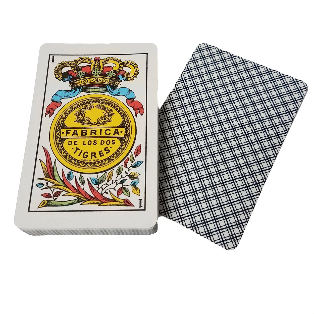 Amazon.com: Deck of 50 Fournier Spanish Playing Cards Cadiz ...