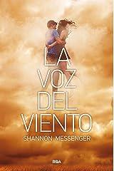 La voz del viento (FICCIÓN YA) (Spanish Edition) Kindle Edition