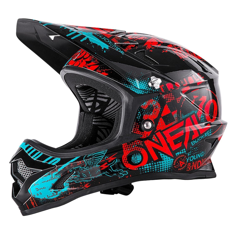 O& 039;Neal Oneal 0500 – 014 Fahrrad Helm, schwarz, L