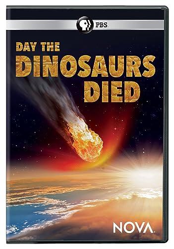 NOVA: Day the Dinosaurs Died DVD