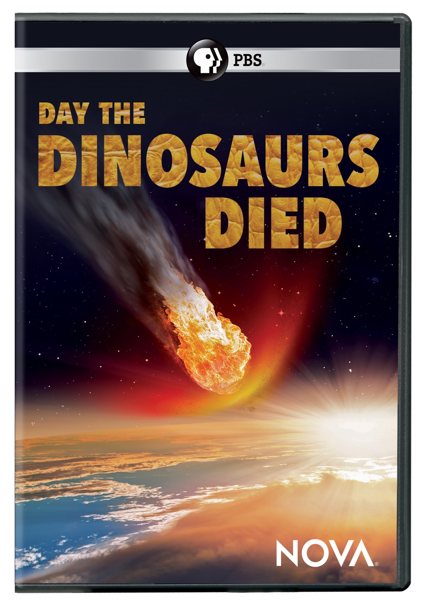Book Cover: NOVA: Day the Dinosaurs Died