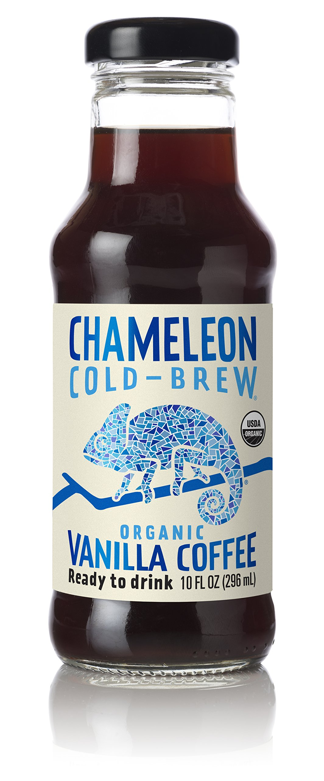 Chameleon Cold-Brew Vanilla Ready-to-Drink Coffee 12 pack