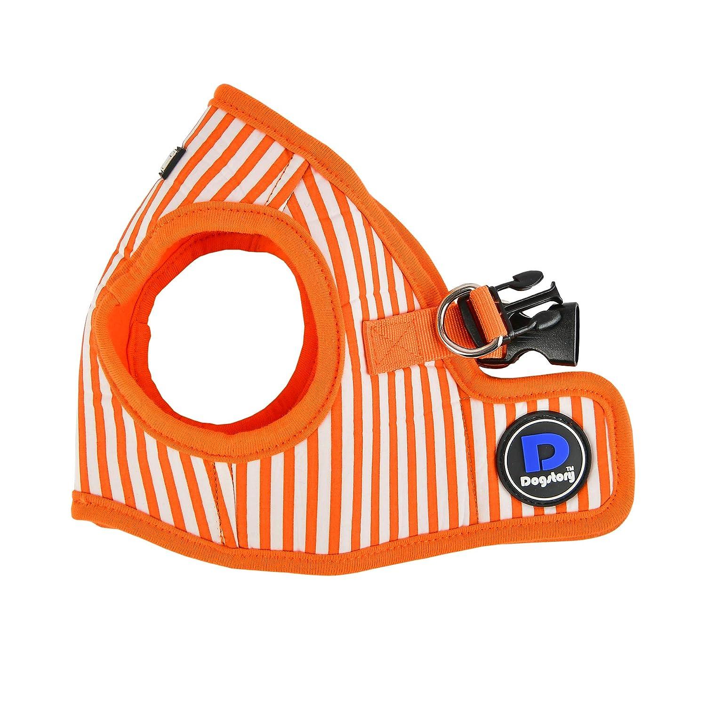 orange Medium orange Medium Dog Story ENZO Harness B-orange-Medium
