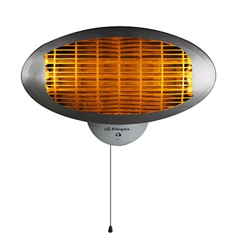 Orbegozo PHF 25 - Estufa eléctrica para exterior