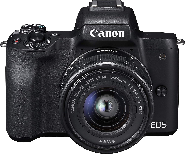 EW-53 Lens Hood for Canon EOS M10 EF-M 15-45 mm f//3.5-6.3  MC PEA!A!