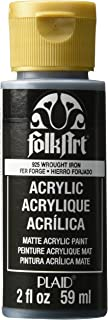 product image for FolkArt Acrylic Paint in Assorted Colors (2 oz), 925, Wrought Iron