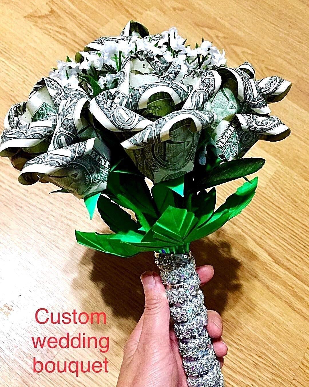 Nice Money ROSE Origami out of One Dollar bill Tutorial DIY (Jodi ... | 1350x1080