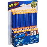 Dardos, Nerf, E6104, Azul, Pack 50