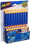 Nerf Dardos Elite Pack 50 - E6104 Nerf Nerf Dardos Elite Pack 50 - E6104 Azul