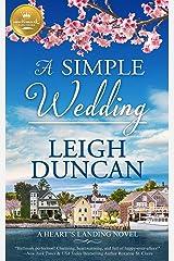 A Simple Wedding Kindle Edition