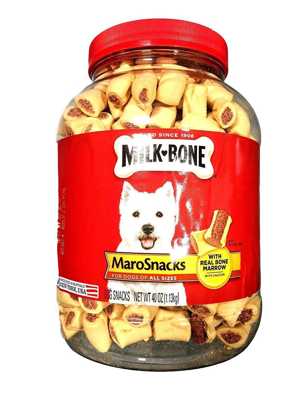 Milk-Bone Mar-O-Snacks Dog Treats, 24 oz: Amazon.com