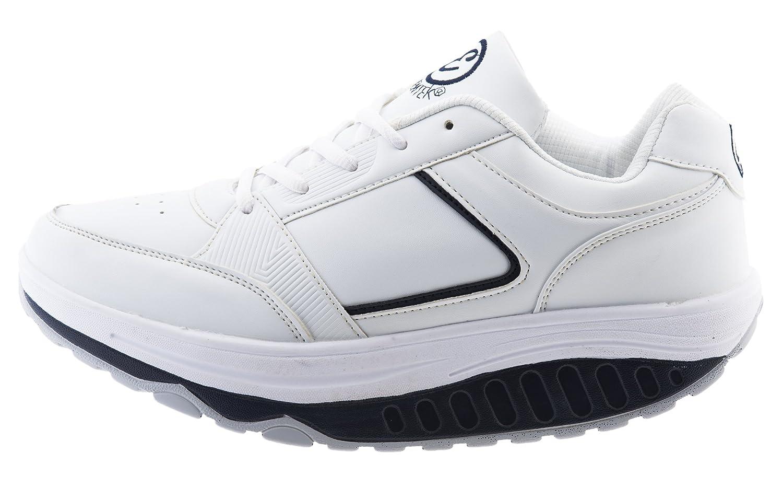 Eglemtek Chaussures de sport bien-être minceur pour homme