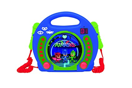 PJ Masks CD Player (RCDK100PJM)