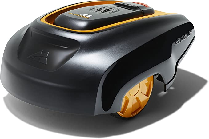 McCulloch ROB 1000 Robot Lawnmower - Fully Programmable and Intuitive
