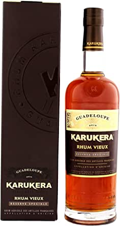 Karukera Guadeloupe Special Reserve Vieux Rum - 700 ml ...