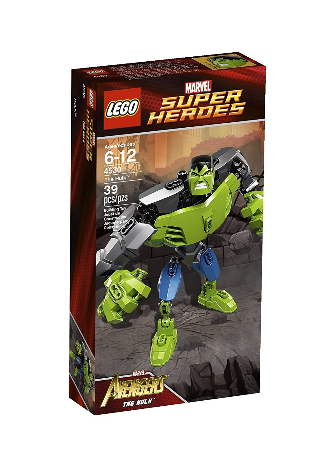 Top 9 Best LEGO Hulk Sets Reviews in 2020 4