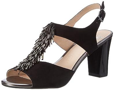 Womens 28303 Wedge Heels Sandals Caprice 1OEC2C14