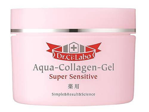ドクターシーラボ薬用アクアコラーゲンゲルスーパーセンシティブ120g