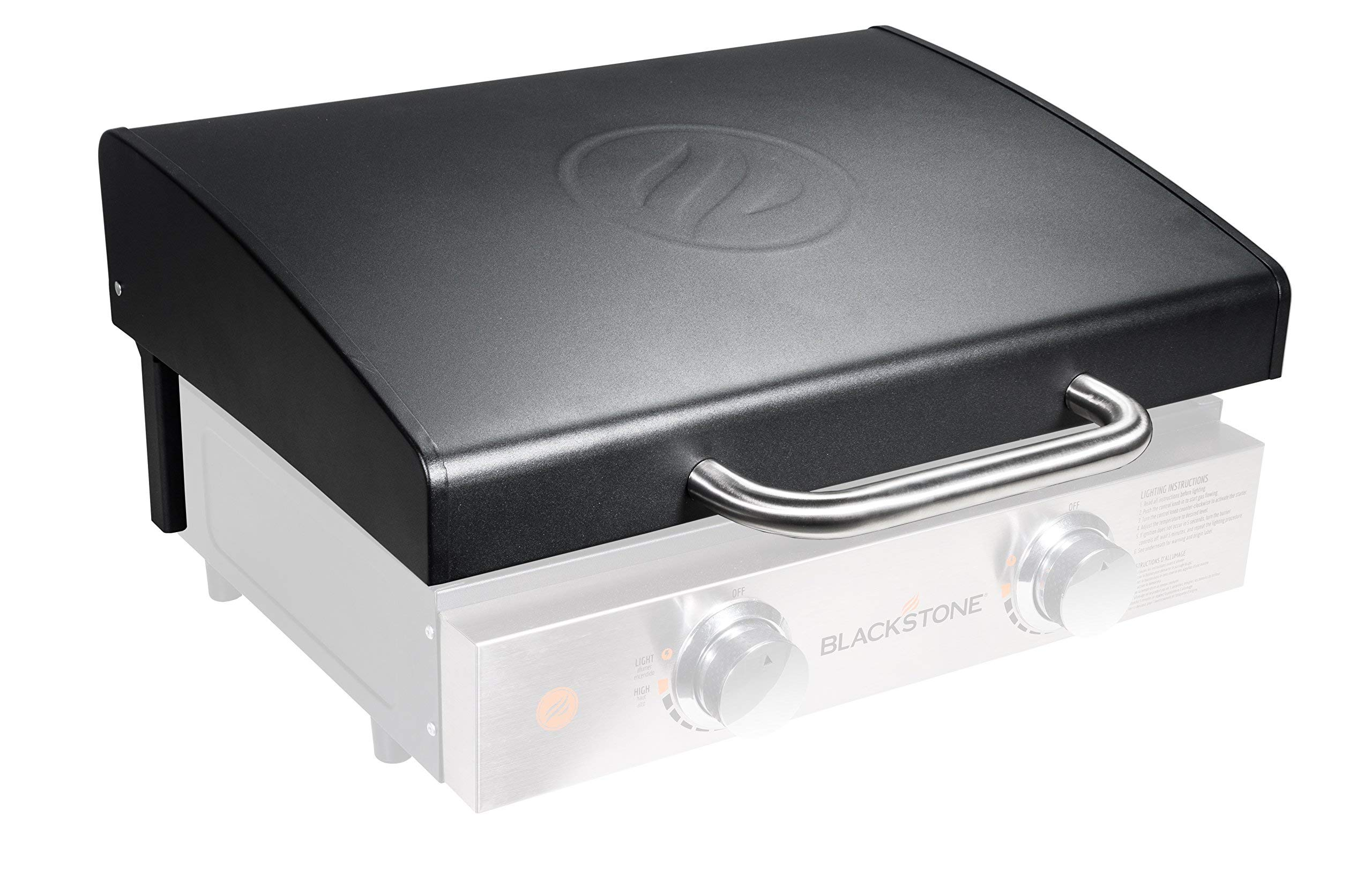 Blackstone 5011 Signature Accessories-22 Griddle Hood, Black (Renewed)