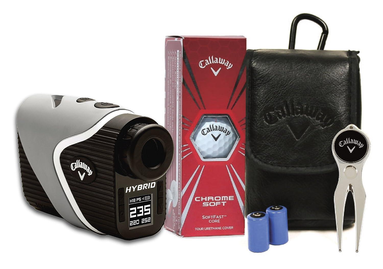 Golf Entfernungsmesser Xxl : Callaway unisex hybrid laser gps entfernungsmesser schwarz