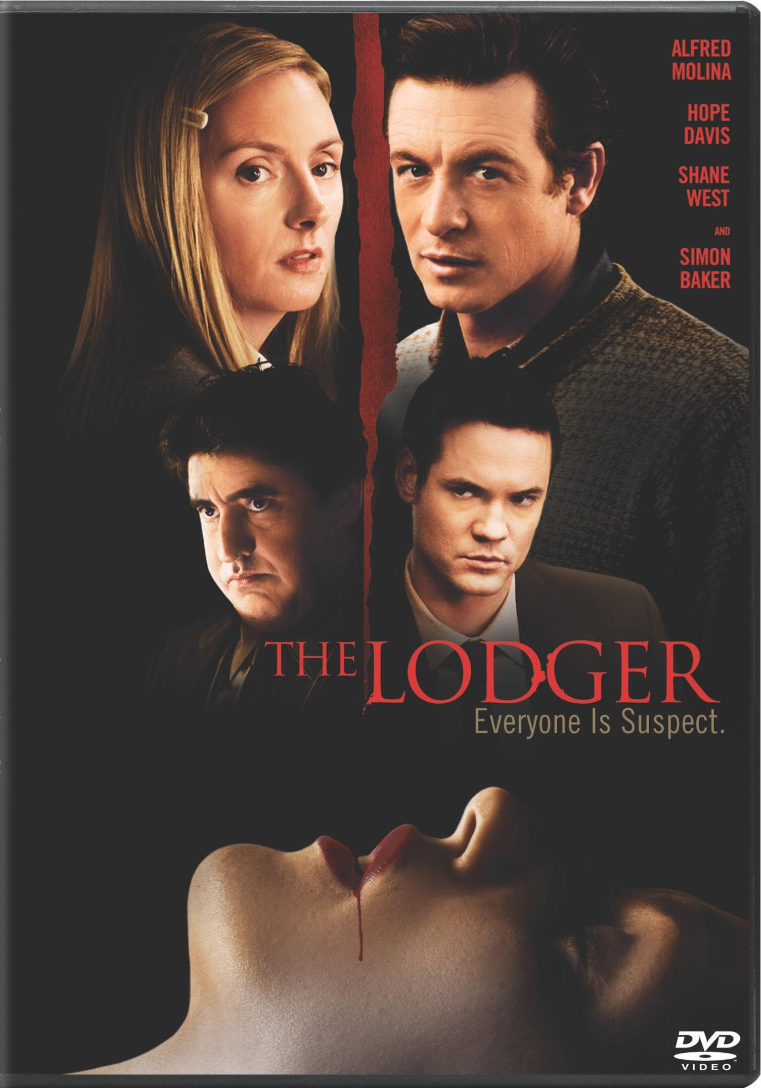 The Lodger (Subtitled, Dubbed, Dolby, AC-3, Widescreen)