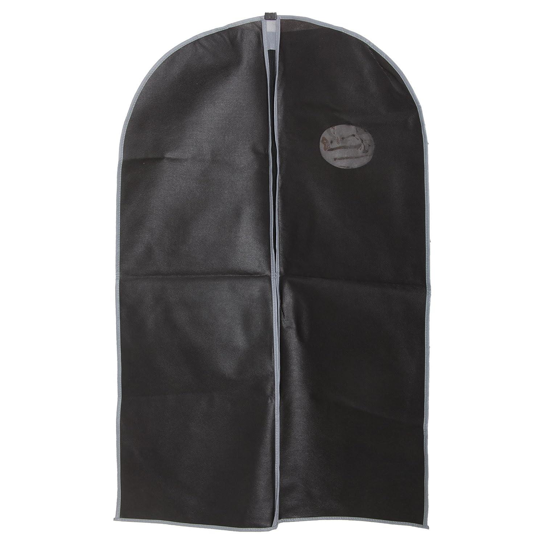 (ジャズ) Bags By Jassz メープル フルジップ スーツバッグ 洋服バッグ B01EBNTS6I ブラック ワンサイズ