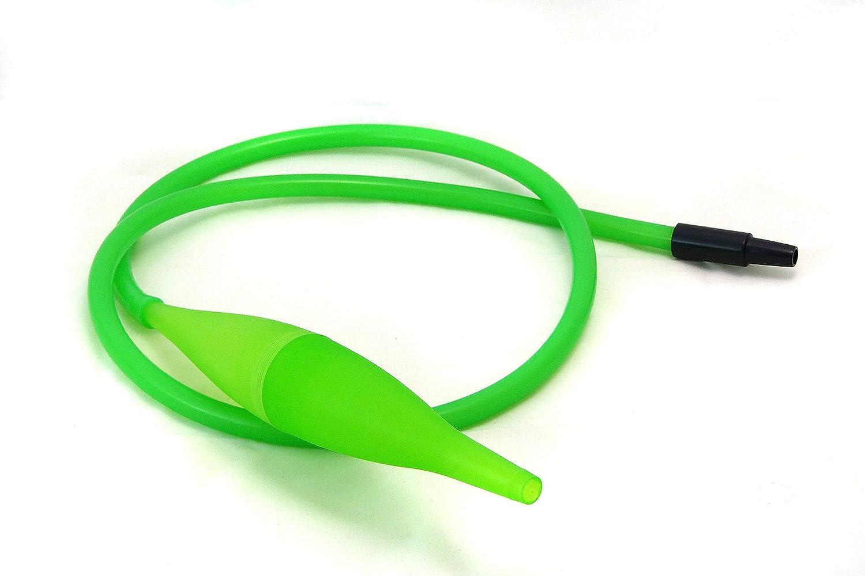 mysale24 Ice Bazooka - Cachimba con Manguera y Almohadilla de enfriamiento y Conector, Color Verde