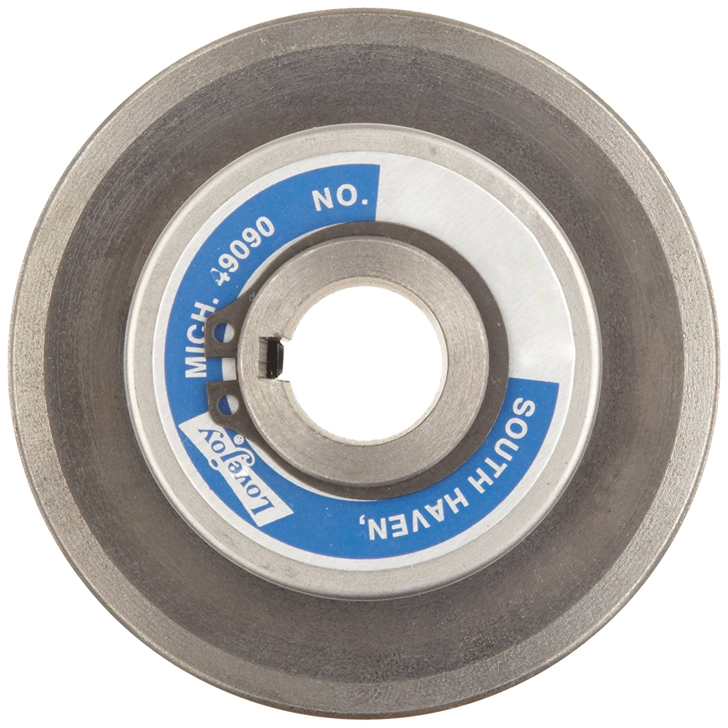 Lovejoy 3403 Econoline Variable Speed Pulley 12 inch-pounds Torque Capacity 2.81 Overall Length 5//8 Bore 3//16 x 3//32 Keyway 3.38 OD 2.81 Overall Length 68514427807 3//16 x 3//32 Keyway 3.38 OD 5//8 Bore