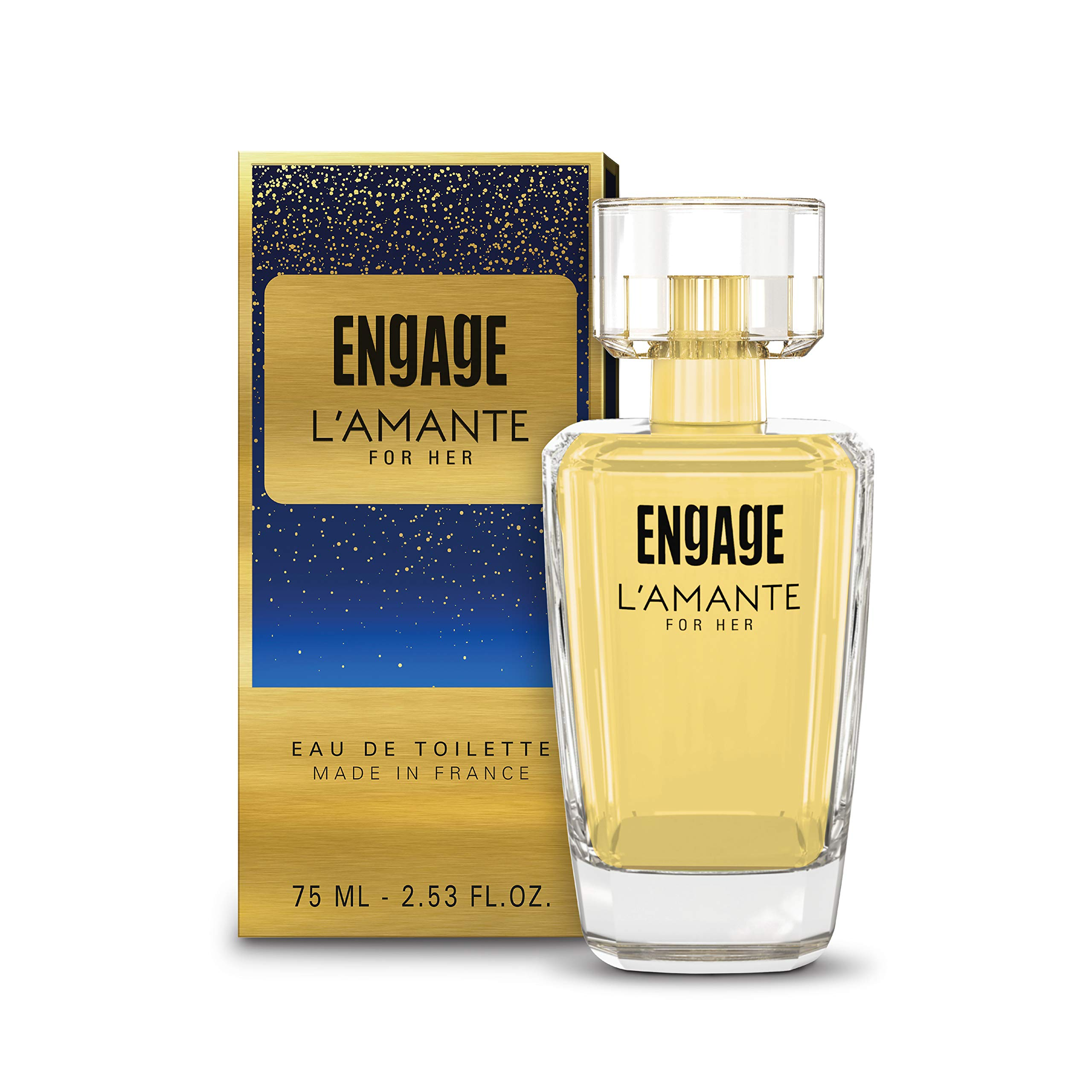 Engage L'amante Eau De Toilette, Perfume for Women, 75ml product image
