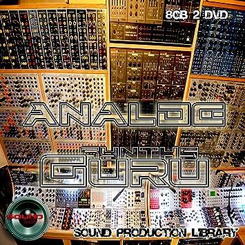 ANALOG SYNTH GURU - UNIQUE original Multi-Layer Studio WAV