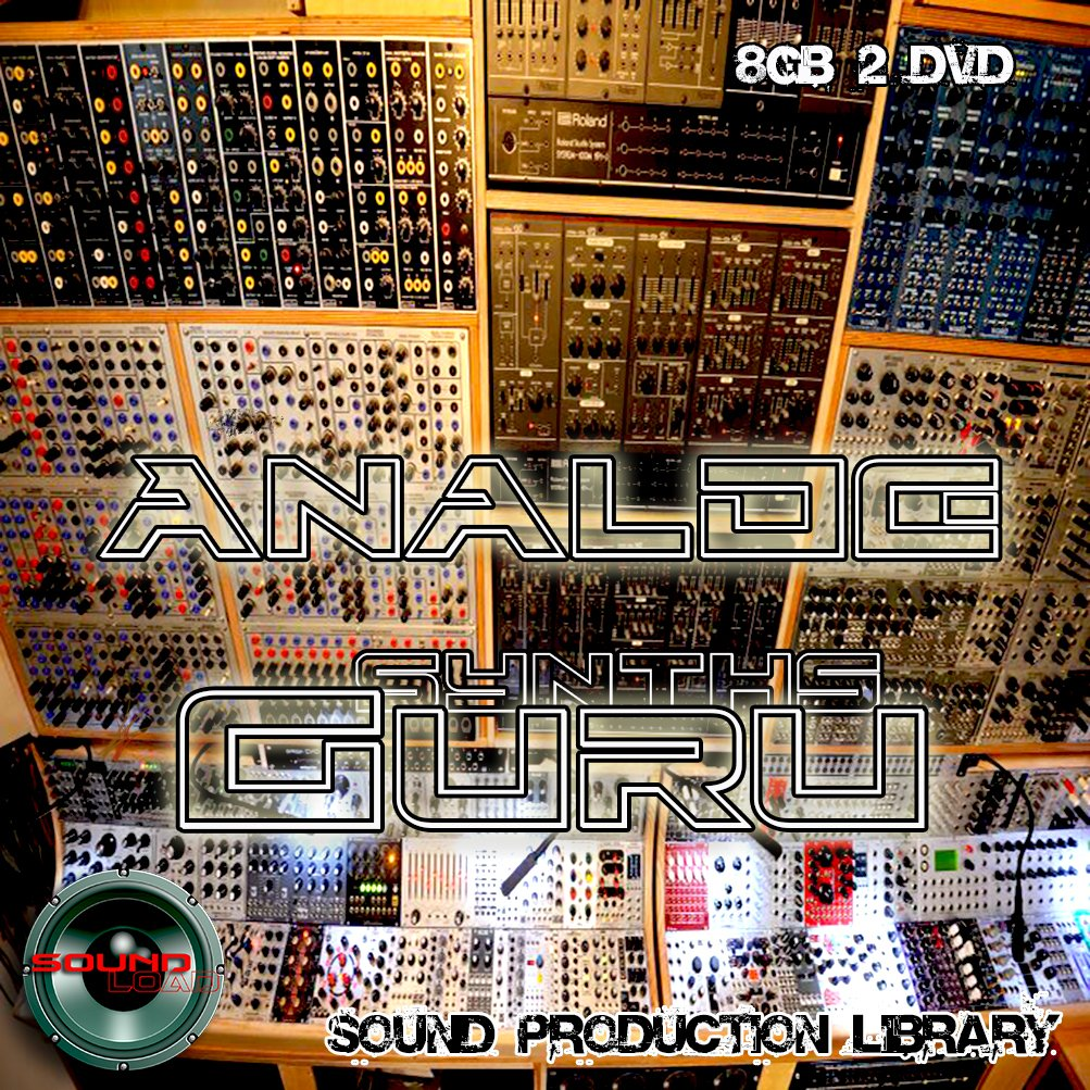 Hip Hop POWER - Unique original Multi-Layer Studio Wave Samples Library 4.2GB on DVD by SoundLoad (Image #2)