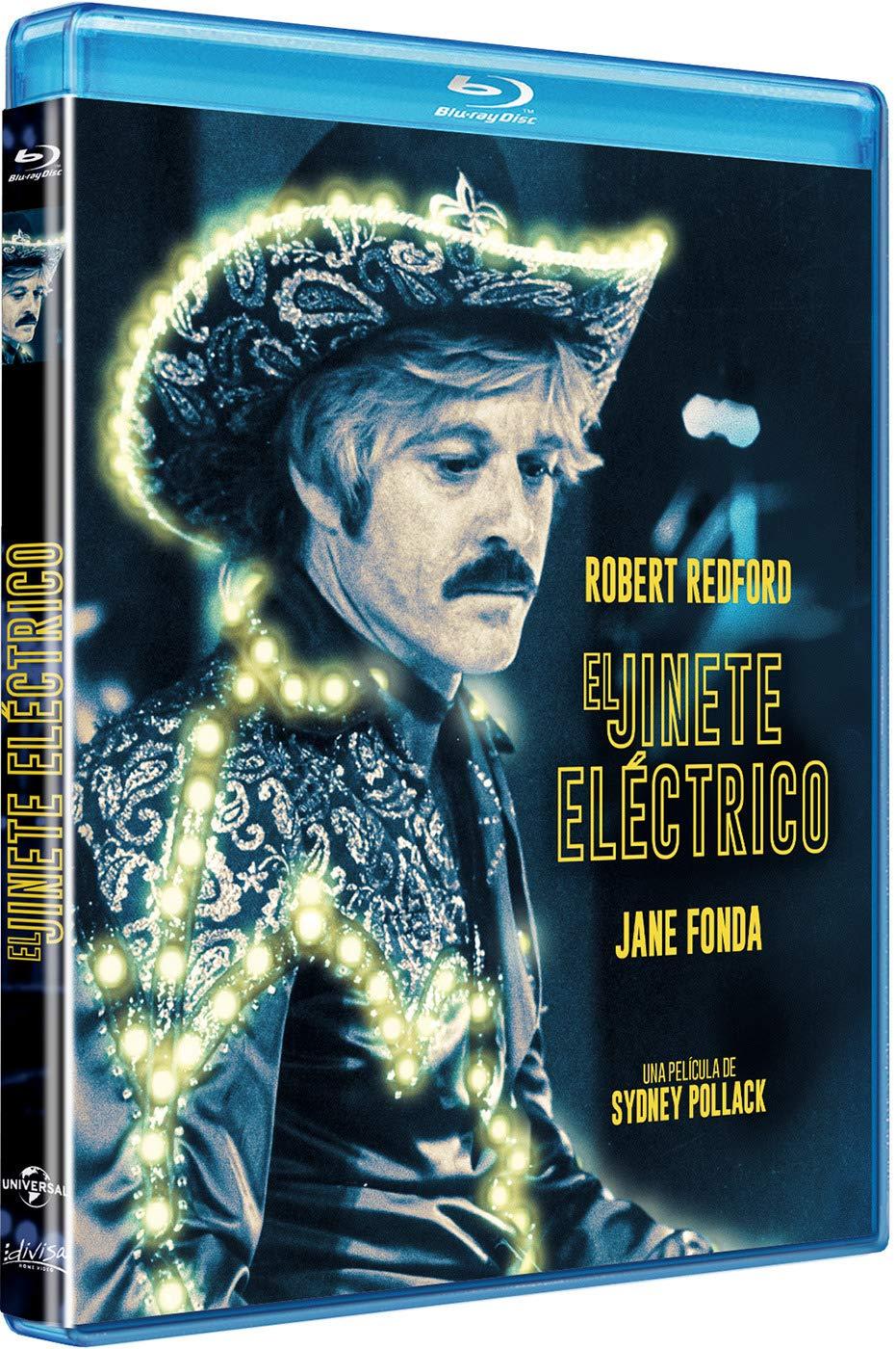 El Jinete Eléctrico [Blu-ray]