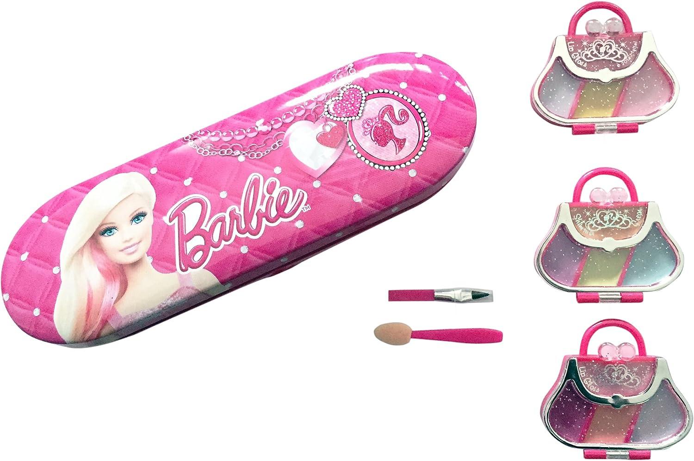Barbie - Set de maquillaje (Markwins 9517110): Amazon.es: Juguetes y juegos