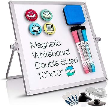 10x Magnetic Whiteboard Dry Eraser Erase Pen Board Kid Marker School Office Home