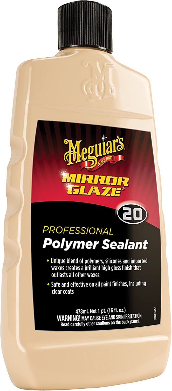 Meguiar's M20 Mirror-Glaze Polymer Sealant