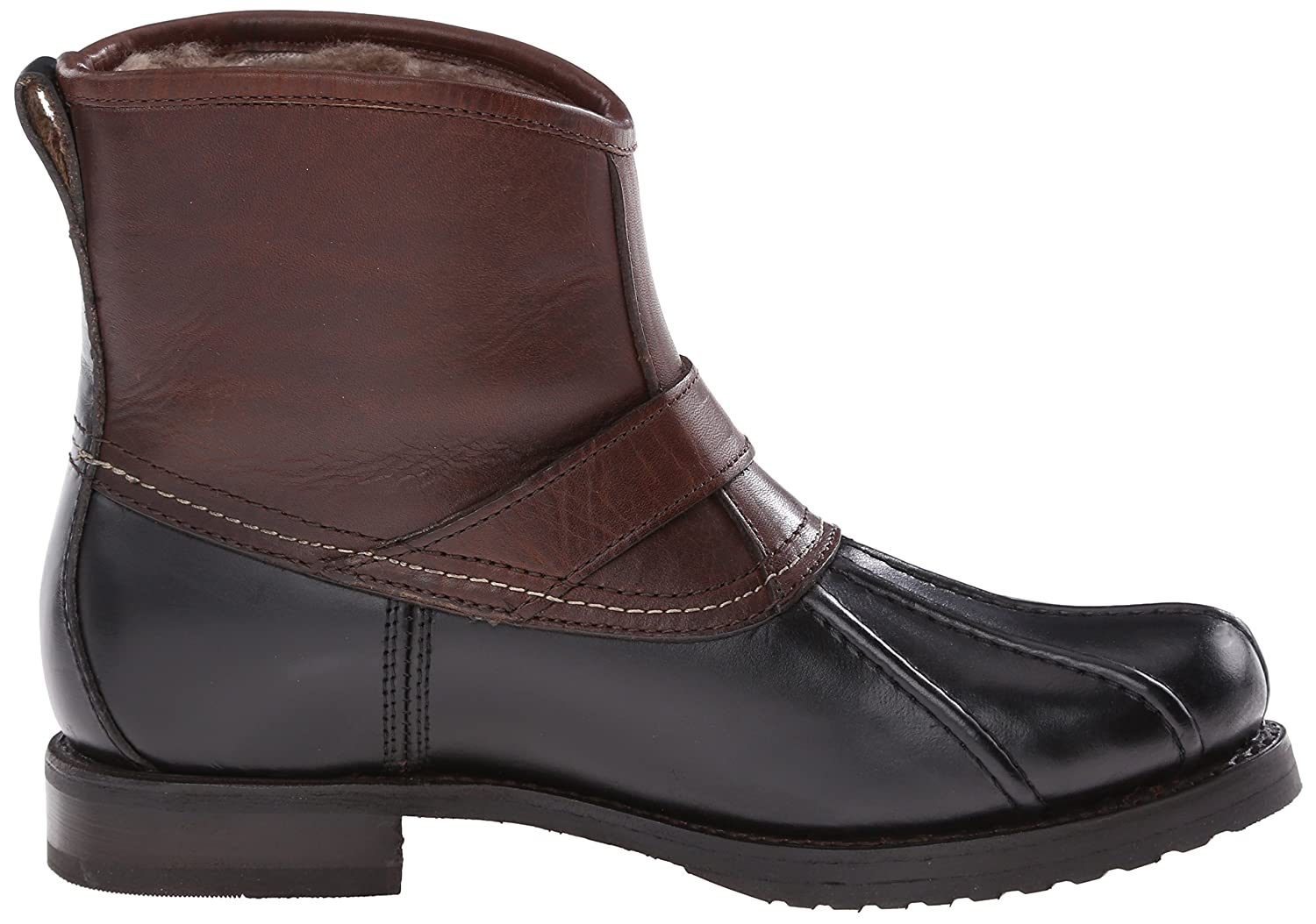 FRYE Women's Veronica Duck Engineer B(M) Winter Boot B00TQ7N3P2 6.5 B(M) Engineer US|Black/Multi 05887c