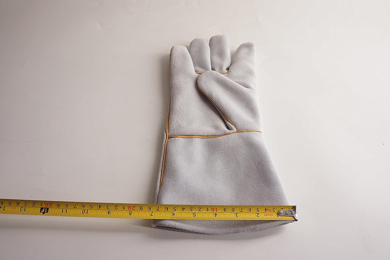 LTD Welding Gloves For Mig TIG STICK Heavy Duty Heat Resistant /& Flame Retardant Premium Cowhide Leather For welding machines SHEN ZHEN UNITWELD WELDING AND MOTOR