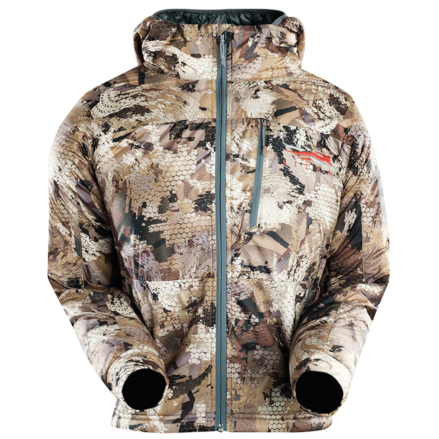 SITKA Gear Youth Rankine Hoody Optifade Waterfowl Youth Large by SITKA