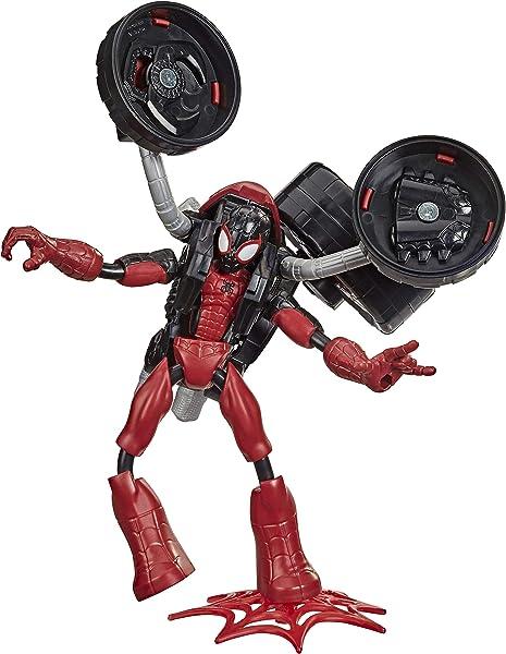 Flex Rider Spider-Man Bend and Flex