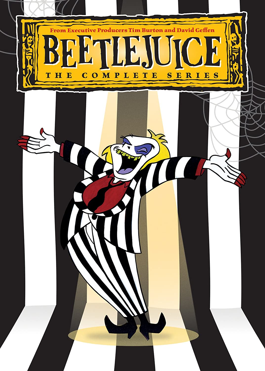 COVERS.BOX.SK ::: Beetle Juice 1988 - high quality DVD / Blueray ...