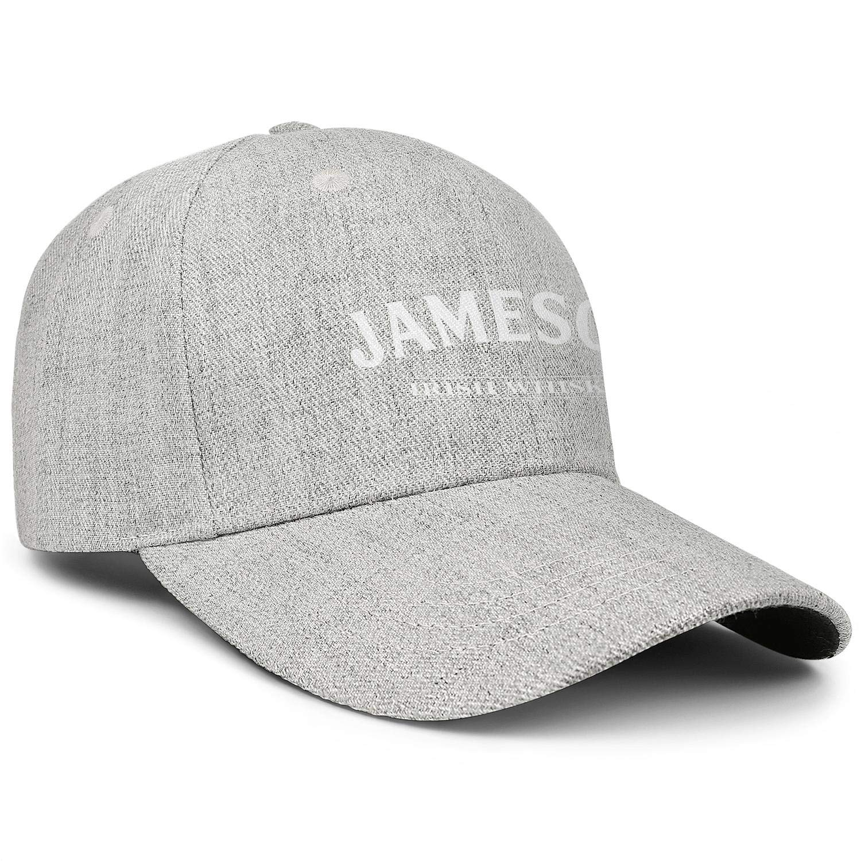HIRGOEE Man Woman Jameson-Whiskey Cap Casual Hat Running Caps