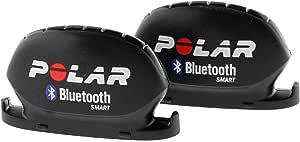 POLAR 91047327 Speed and Cadence Sensor Bluetooth Smart Set