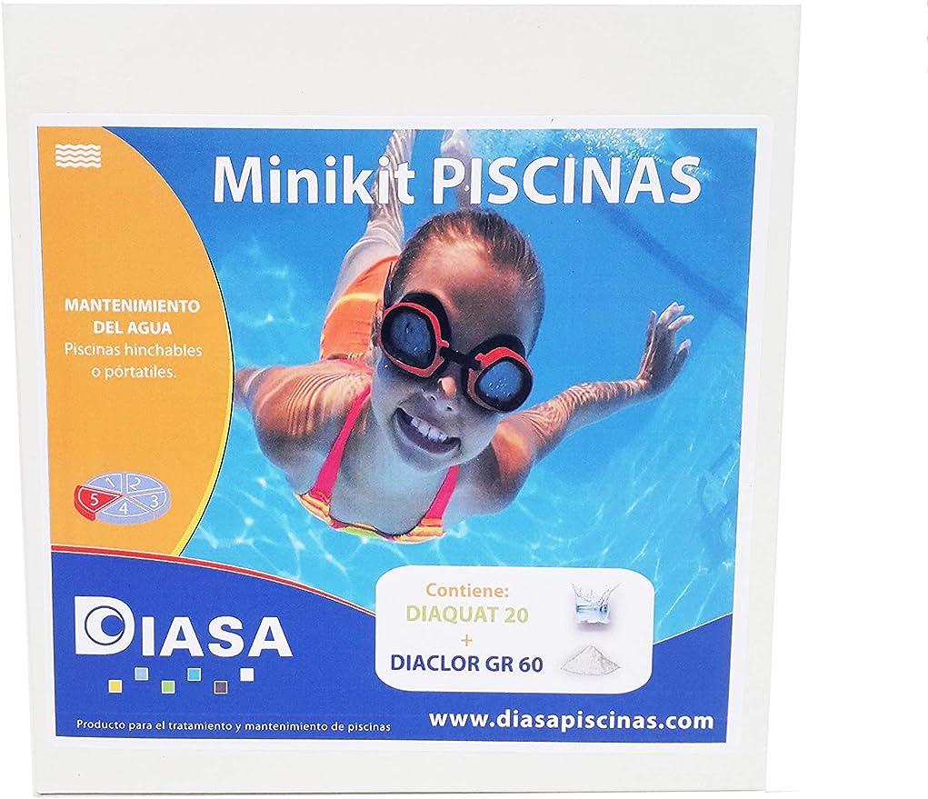 KIT MINI PISCINAS DS: Especial Mantenimiento Piscinas hinchables o portátiles.: Amazon.es: Jardín