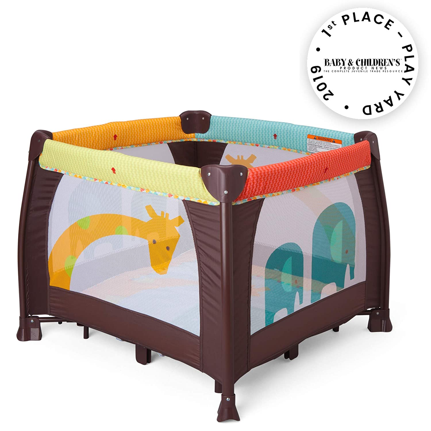 Delta Children 36 x 36 Playard, Novel Ideas