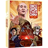 Once Upon A Time In China Trilogy (Eureka Classics) Blu-ray