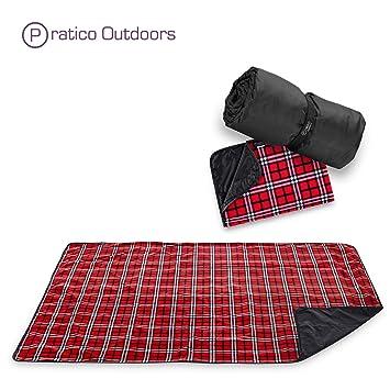 Amazon.com: Cobija para picnic y exterior extragrande con ...