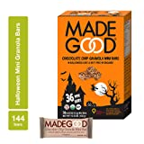 MadeGood Halloween Chocolate Chip Granola Mini