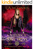 Queen of Swords: The Banished Gods: Book One (The Banished Gods Series 1)