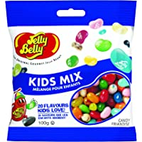 Jelly Belly Kids Mix Jelly Beans, 20 Kid-Friendly Flavours, 100-g